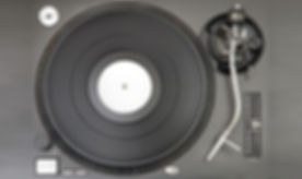 Turntable from Above
