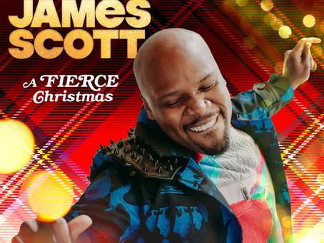 BROADWAY.COM: Michael James Scott Announces Debut Album A Fierce Christmas: 'My Protest is Joy'