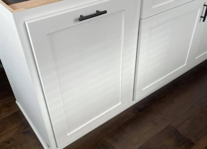 Add on cabinet