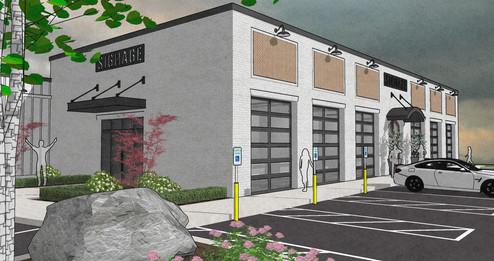 Multi Use Plaza - Shelby Township