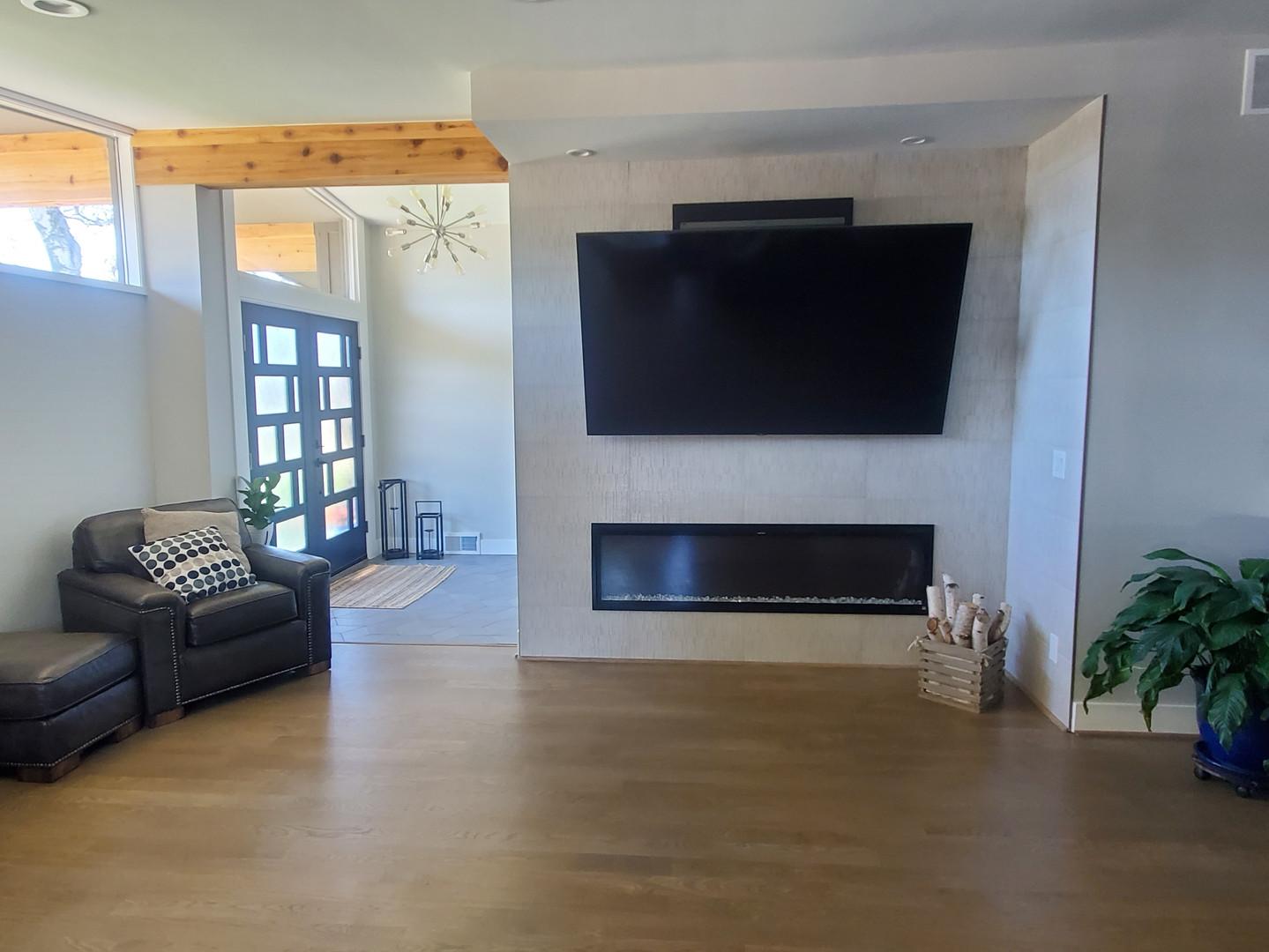 Mid Cen Living Room