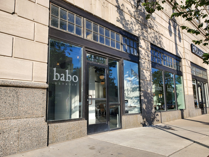 Babo Restaurant Detroit