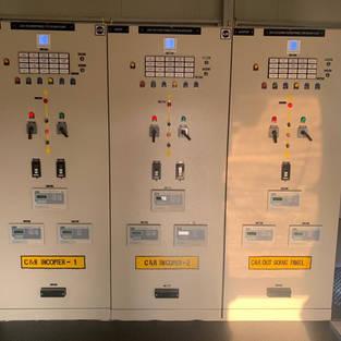 Control & Relay panel at Bina.jpeg