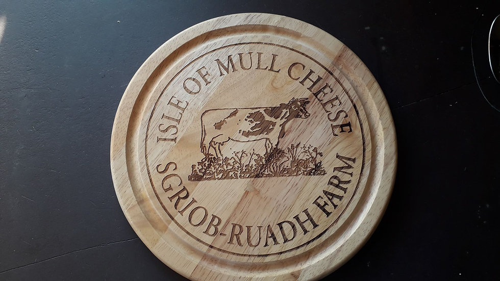 Isle of Mull Cheese Boards