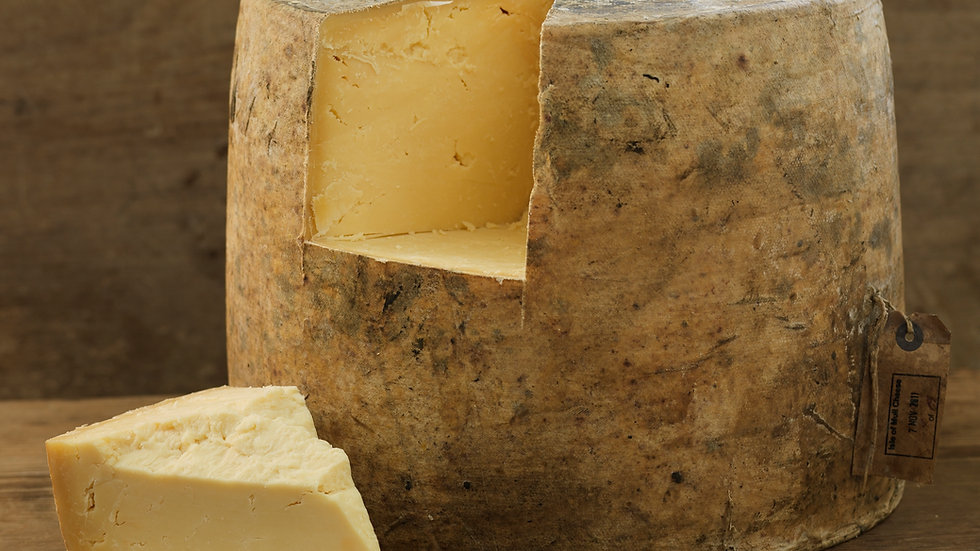 Isle of Mull Traditional Farmhouse Cheese