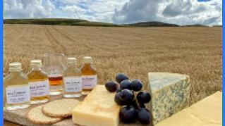 Kilchoman Whisky Pairing Cheese Selection