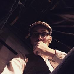 Backstage at Lyric Hall