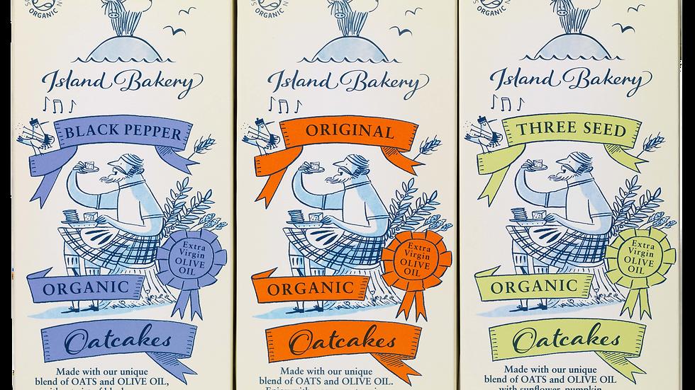 Island Bakery Oatcakes