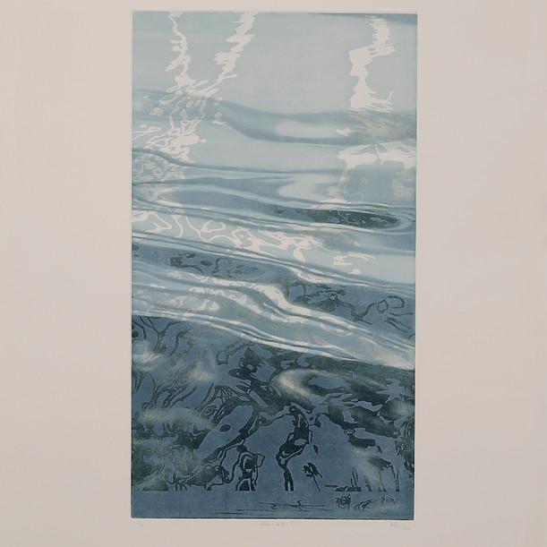 Huellas de agua II