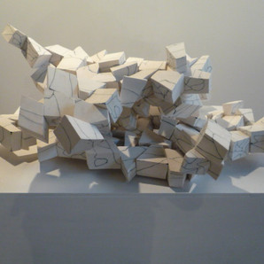 floating weights,2011.JPG