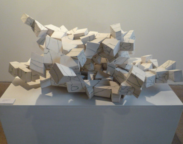 floating weights,2011.JPG