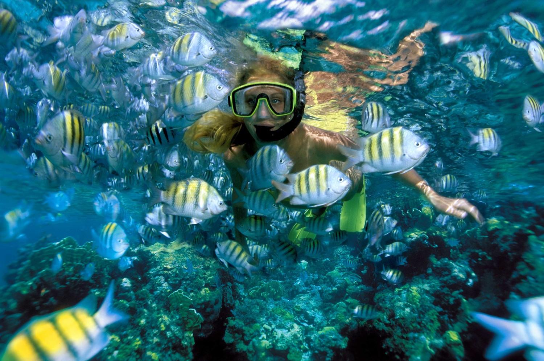 Tour-a-Isla-Mujeres-en-Catamaran-con-Sno