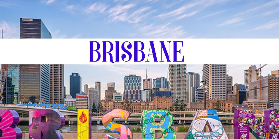 Brisbane 12th-15th July Monday- Thursday