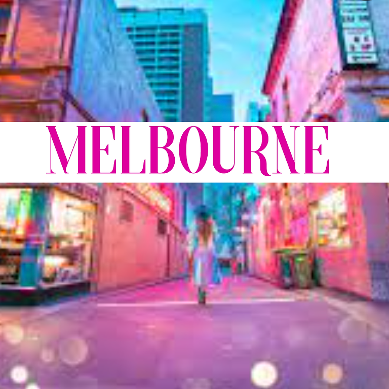 Melbourne 7th-11th June prebook: 0478823886
