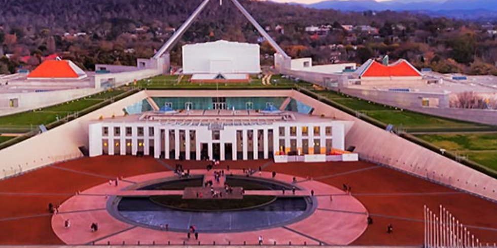 Canberra 16-18 March