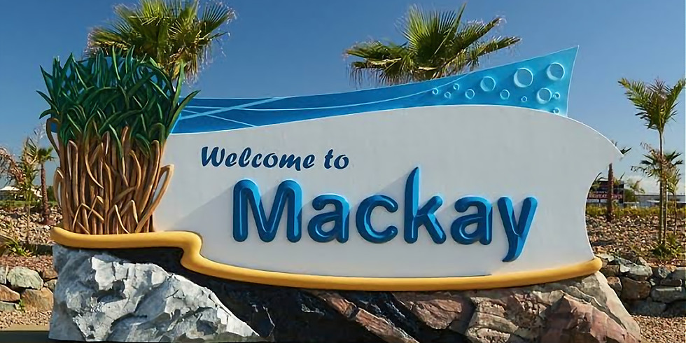 Mackay tour 9th-11th March