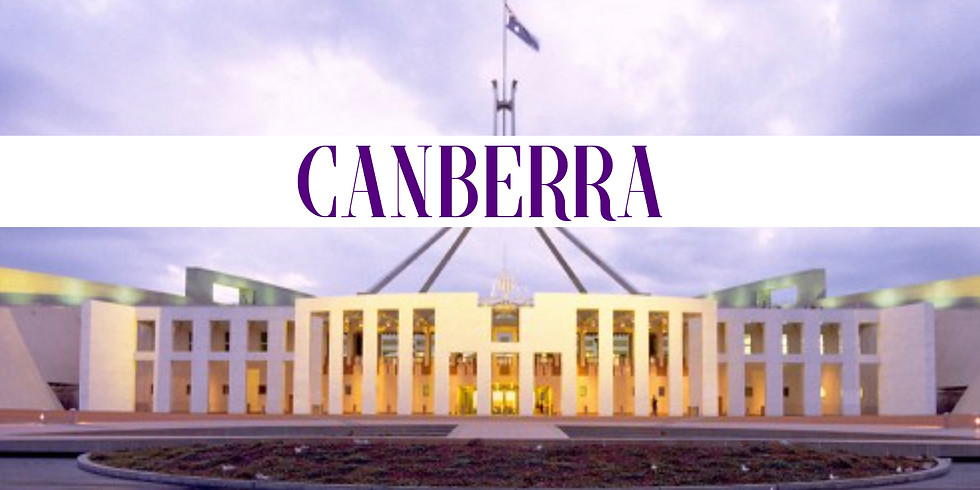 Canberra 25th-27th May