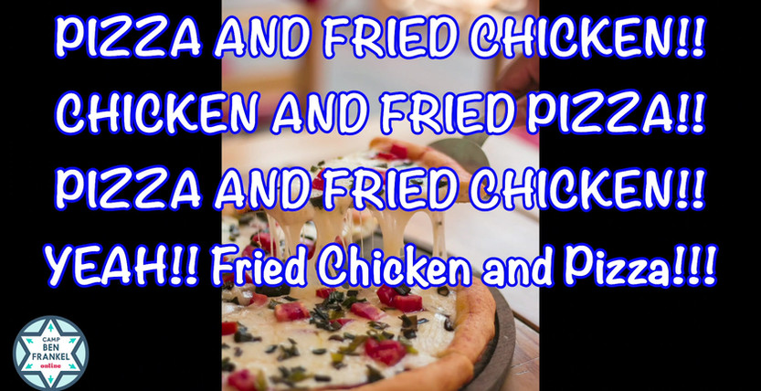 Family (Pizza and Fried Chicken) - Cabin