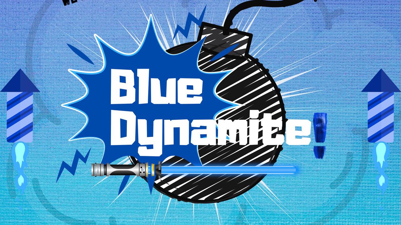 The Blue Dynamite