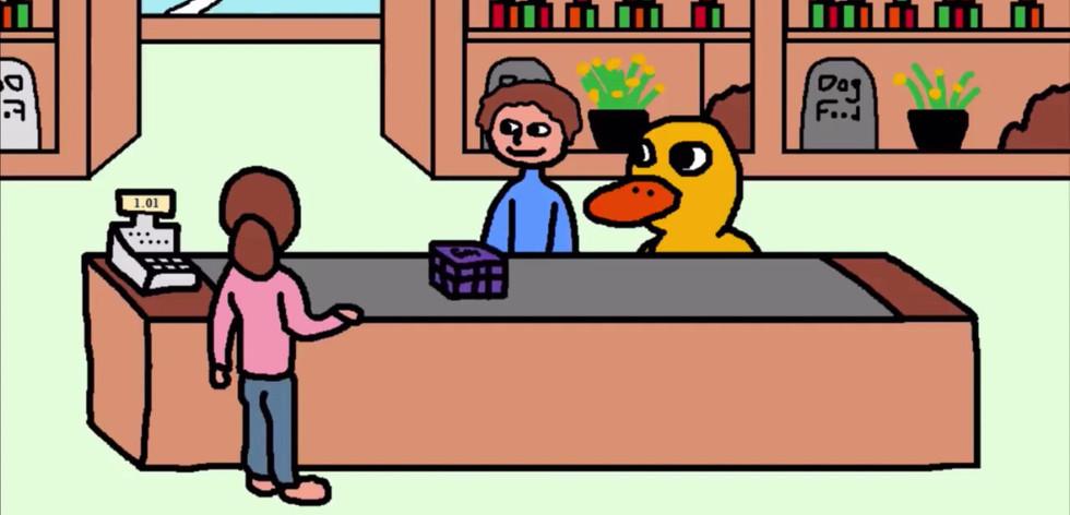 Frankel - Duck Song Parody