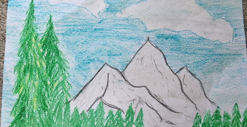 Painting with Bob Ross (Bob Ross not Included)