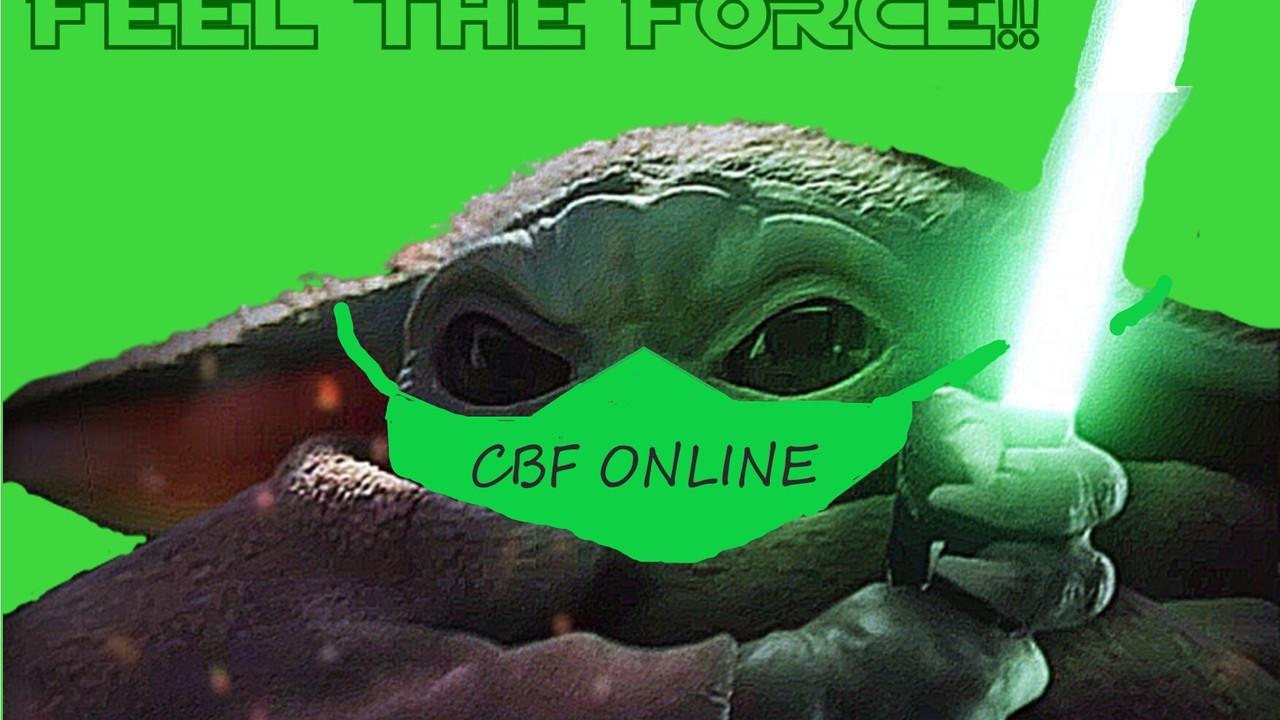 The Green Baby Yoda's
