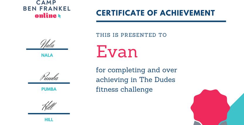 Evan's Achievement Certificate.png