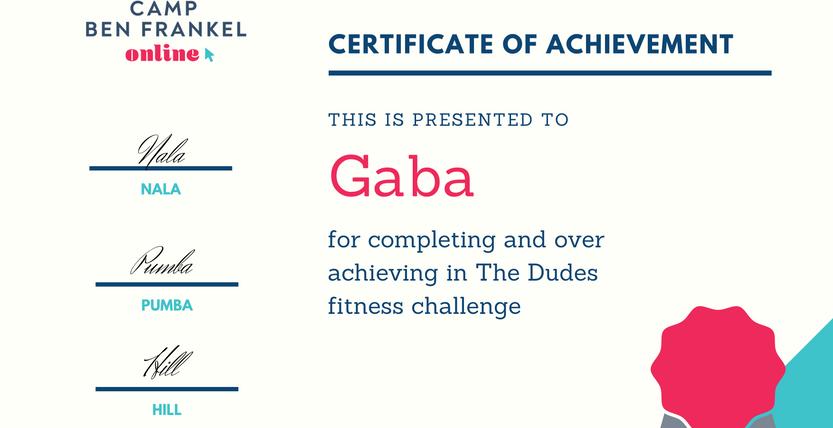 Gaba's Achievement Certificate.png