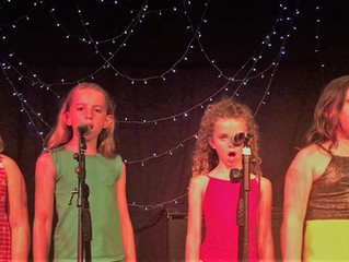 Why sign your child up for singing lessons?​ ​
