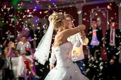 bigstock-Blonde-Bride-Dancing-At-Restau-