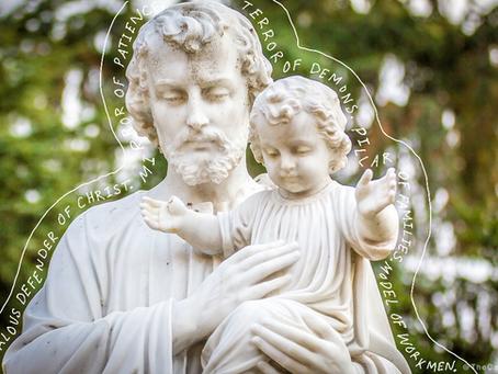 The Man, The Myth, St. Joseph