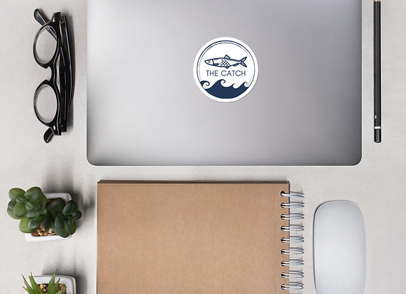 The Catch Logo Sticker