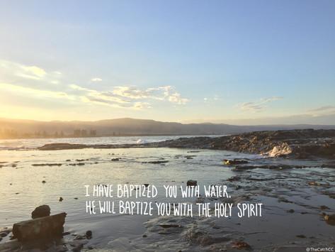 Baptized with the Holy Spirit