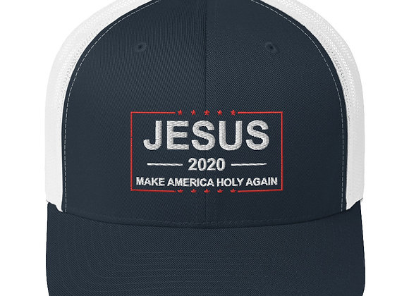 Jesus 202 Trucker Hat