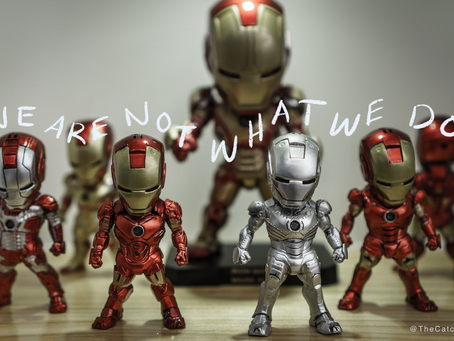 "Iron Man: ""A Case of Mistaken Identity"""