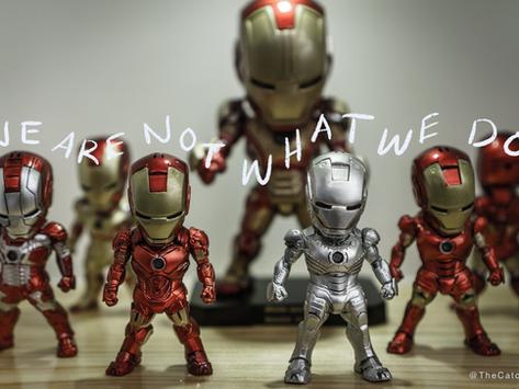 "Iron Man: ""A Case of Mistaken Identity"""