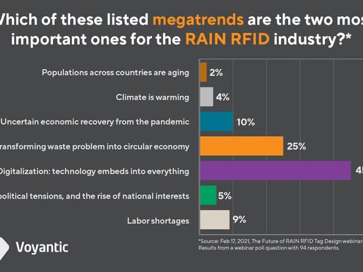 線上研討會重點整理 - RAIN RFID標籤設計