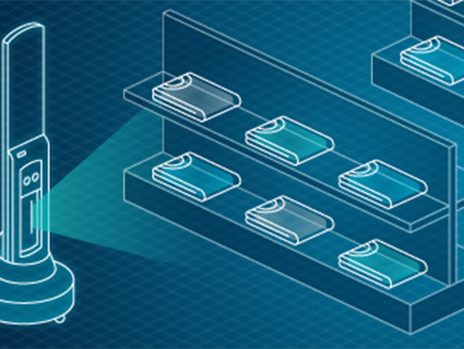 RAIN RFID搭配智慧機器人在零售業的應用