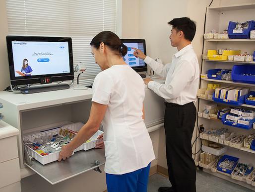 使用RAIN RFID進行醫療器材/藥品自動化管理