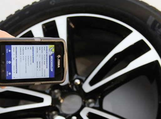 汽車輪胎產業的里程碑 - Michelin 計畫於2023年前將UHF RFID技術套用到所有汽車輪胎上
