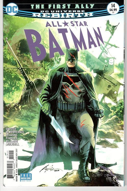 All- Star Batman #14