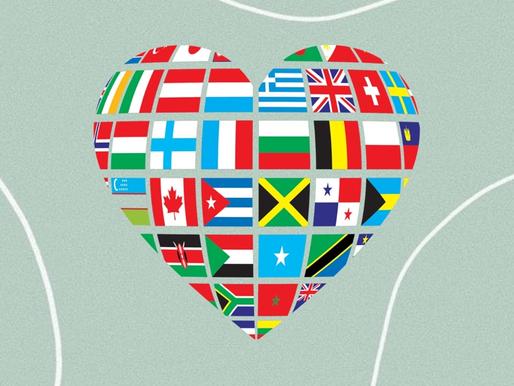 А у вас интеллект культурный! Как нам удается успешно общаться с иностранцами?