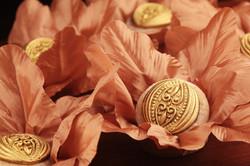 Medalhão de Castanha do Pará