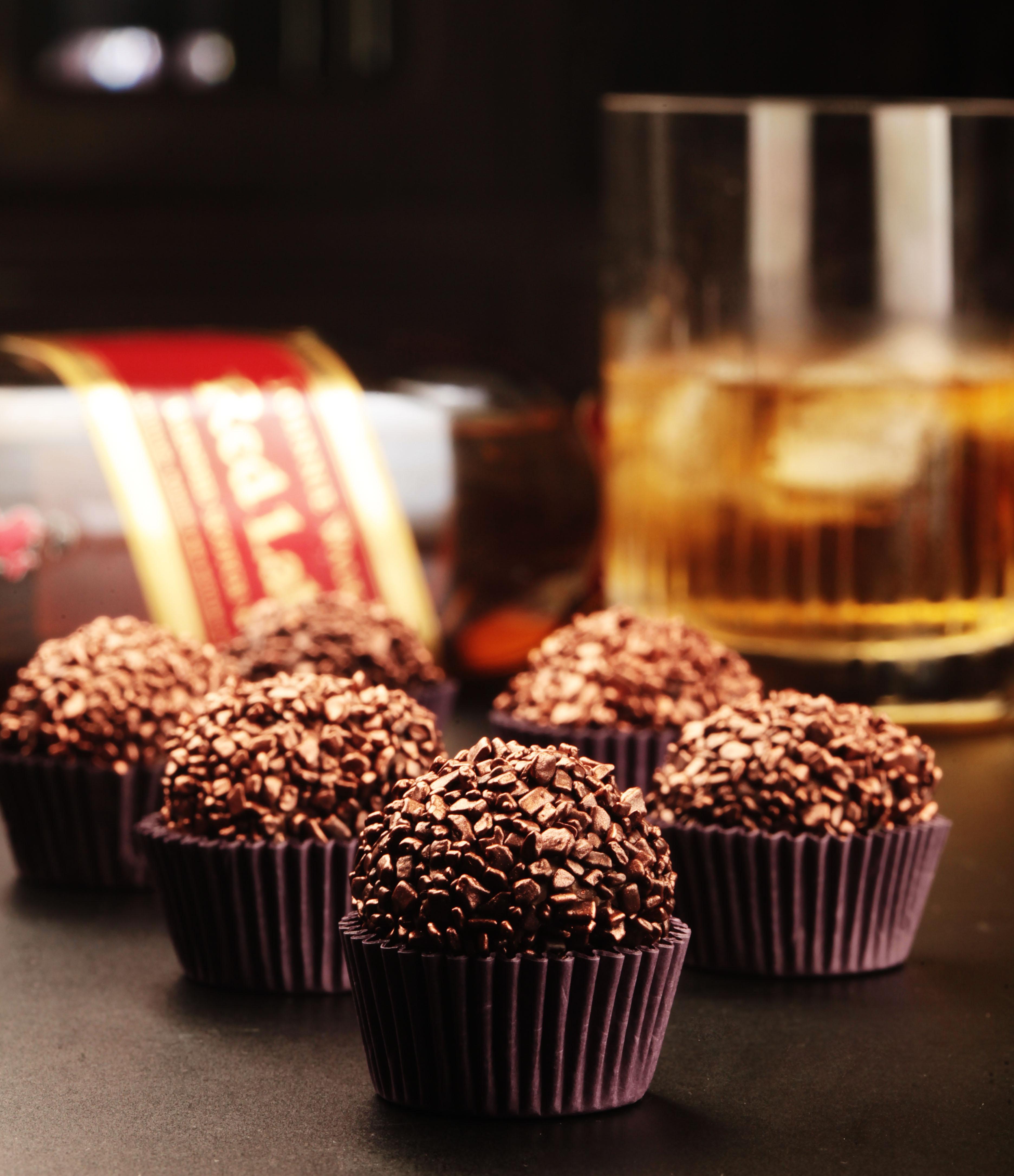 Brigadeiro Shot Whisky