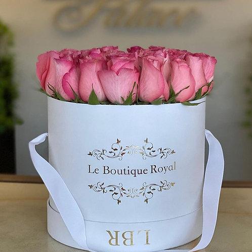 Anna Pink Rose Box