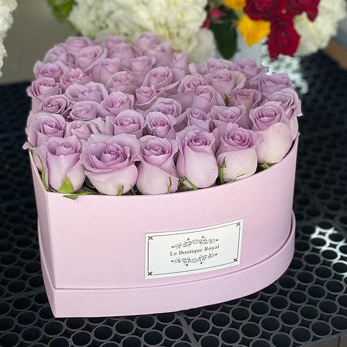 LBR Lavender Heart