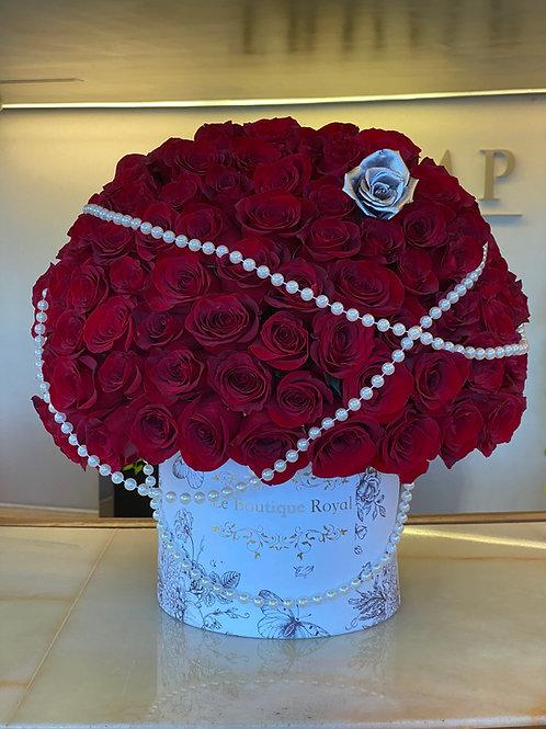 100 roses élégance