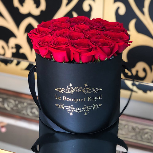 Belle Red Rose Box