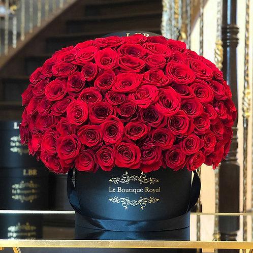 Signature 200 Red Roses Box