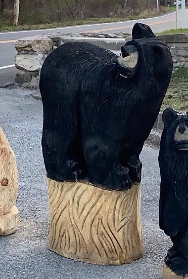 Large Sitting Bear